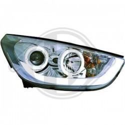 LAMPY PRZEDNIE   iX35, Hyundai IX 35 10-13