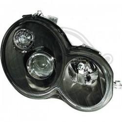LAMPY PRZEDNIE     C203, Mercedes C-Kl. (C203)Sportcoupe 01-04