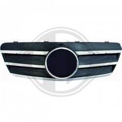 KÜHLERGRILL KPL.  DB W208, Mercedes CLK C208 97-02
