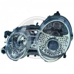 LAMPY PRZEDNIE     W208, Mercedes CLK C208 97-02