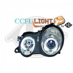 LAMPY PRZEDNIE CLK W208, Mercedes CLK C208 97-02