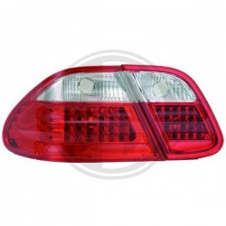 LED DESIGNRÜCKLP.SET W208, Mercedes CLK C208 97-02