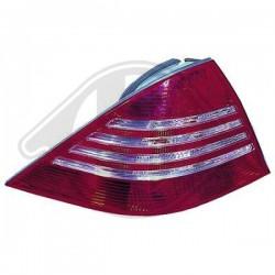 LAMPA TYLNA PRAWA  DB W220, Mercedes S-Kl. W220 98-05