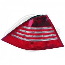 LAMPY TYLNE  W220, Mercedes S-Kl. W220 98-05