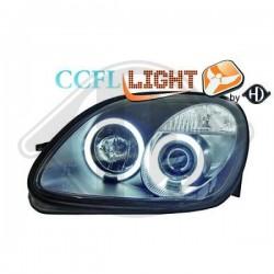 LAMPY PRZEDNIE      SLK, Mercedes SLK R170 96-04