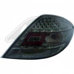 LED DESIGNRÜCKLP.SET R171, Mercedes SLK R171 04-11