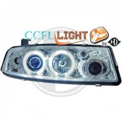 LAMPY PRZEDNIE  CALIBRA, Opel Calibra 90-97