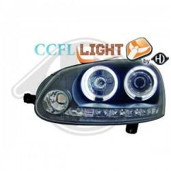 LAMPY PRZEDNIE   GOLF V, Volkswagen Golf V/VI Variant 07-