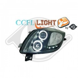 LAMPY PRZEDNIE   YARIS, Toyota Yaris 06-08
