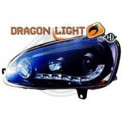 LAMPY PRZEDNIE  GOLF 5, Volkswagen Jetta II 05-10