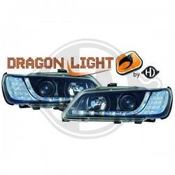 LAMPY PRZEDNIE 306, Peugeot 306 93-97