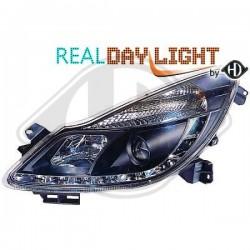 LAMPY PRZEDNIE CORSA D, Opel Corsa D 3/5 trg. 06-11