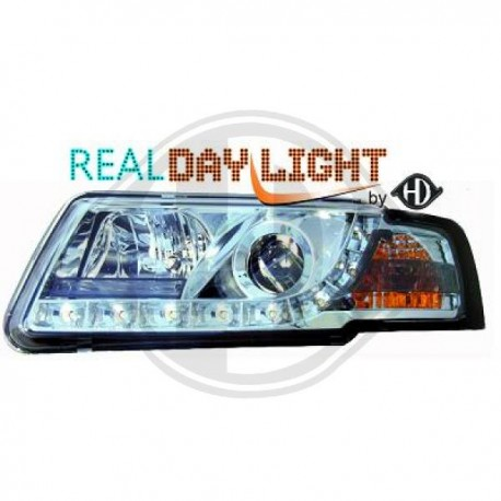 Lampy Przednie Passat Volkswagen Passat B5 96 00 Auto Tuningcompl