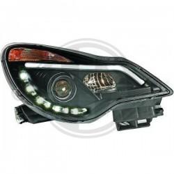 LAMPY PRZEDNIE   CORSA, Opel Corsa D 3/5 trg. 11-