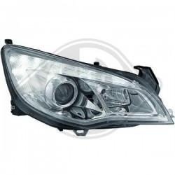 LAMPY PRZEDNIE ASTRA J, Opel Astra J 09-15