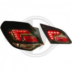 LAMPY TYLNE   ASTRA, Opel Astra J 09-15