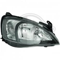LAMPY PRZEDNIE  CORSA C, Opel Corsa C 00-06