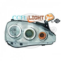 LAMPY PRZEDNIE    CORSA, Opel Corsa C 00-06