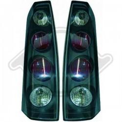 LAMPY TYLNE  MERIVA, Opel Meriva 03-06