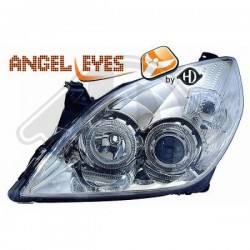 LAMPY PRZEDNIE  VECTRA, Opel Signum 05-08