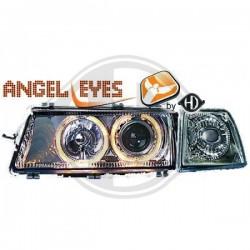 LAMPY PRZEDNIE  VECTRA, Opel Vectra 88-95