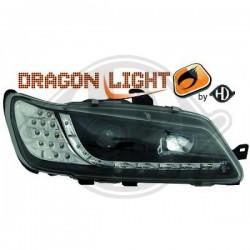 LAMPY PRZEDNIE 306, Peugeot 306 II Lim/Break 97-01