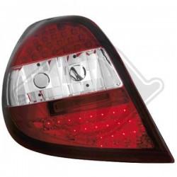 LAMPY TYLNE    CLIO, Renault Clio 05-09