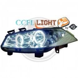 LAMPY PRZEDNIE   MEGANE, Renault Megane II 02-05