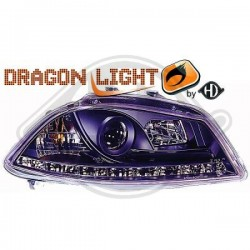 LAMPY PRZEDNIE  IBIZA, Seat Ibiza 02-08
