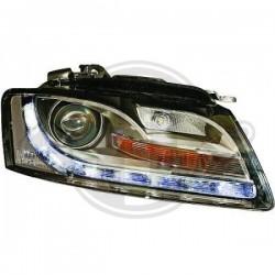 LAMPY PRZEDNIE      A5, Audi A5 07-
