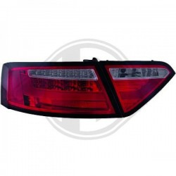 LAMPY TYLNE A5, Audi A5 07-