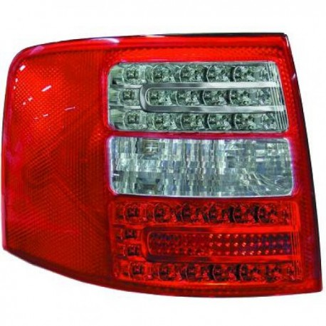LAMPY TYLNE A6, Audi A6 (Typ 4B) 97-01
