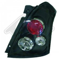 LAMPY TYLNE     SWIFT, Suzuki Swift 05-10