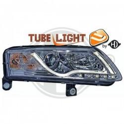 LAMPY PRZEDNIE AUDI A6, Nach Baugruppen TUBE DESIGN TFL Light Bar Optik