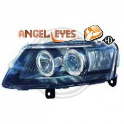 LAMPY PRZEDNIE A6, Audi A6 (Typ 4F2/4F5) 04-08