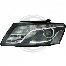 LAMPY PRZEDNIE      Q5, Audi Q5 08-