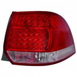 LAMPY TYLNE  GOLF 5, Volkswagen Golf V/VI Variant 07-