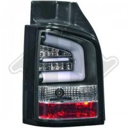 LAMPY TYLNE      T5, Volkswagen T5 Multivan/Caravelle 09-15