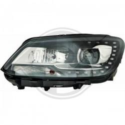 LAMPY PRZEDNIE  TOURAN, Volkswagen Touran 10-
