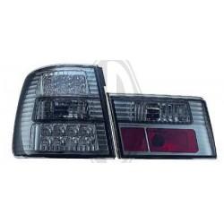 LAMPY TYLNE   E34, BMW 5-Reihe (E34) 88-95